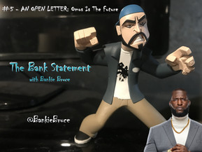BANK STATEMENT #5 - An Open Letter: Omos is the Future