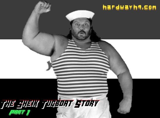 The Sheik Tugboat Story - PART 1