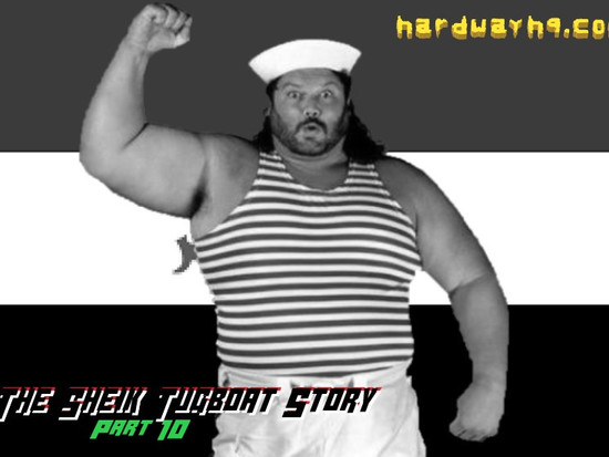 The Sheik Tugboat Story - PART 10