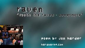 Raven, the Wrestler - a poem