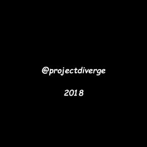#Diverge. 2018
