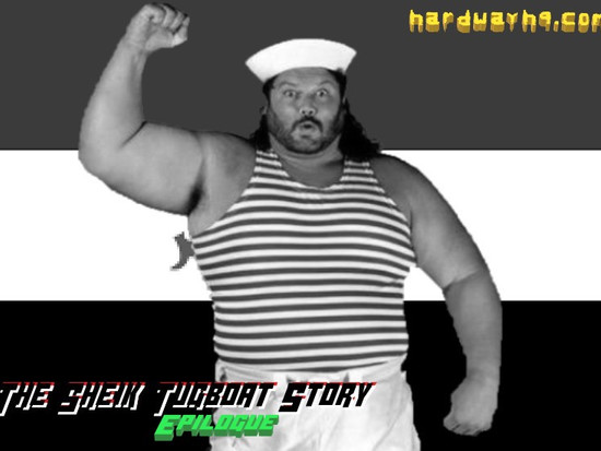 The Sheik Tugboat Story - EPILOGUE