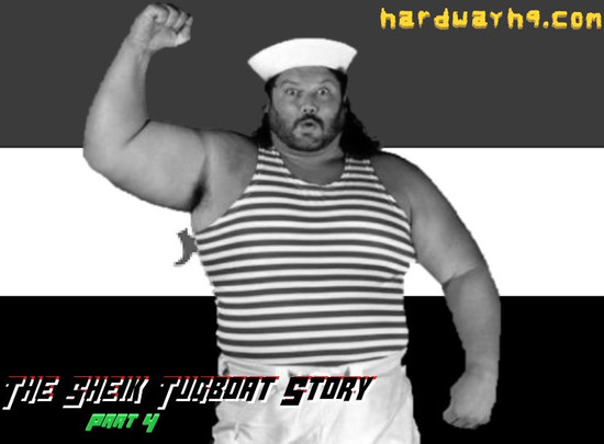 The Sheik Tugboat Story - PART 4
