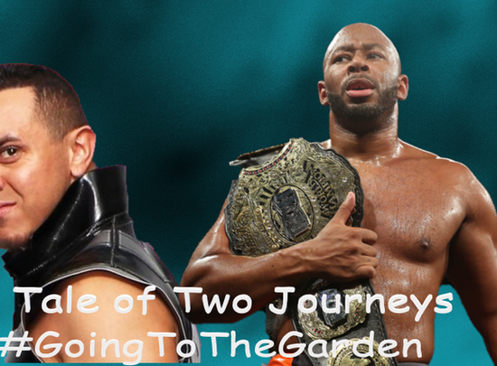 A Tale of Two Journeys - LSG and Jay Lethal