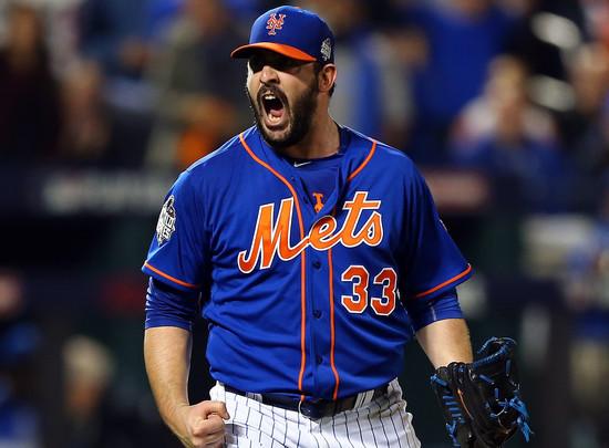 Matt Harvey Has Not Been The Same Since the 2015 World Series