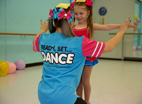 5 REASONS TO GET YOUR PRE SCHOOLER TO DANCE CLASS