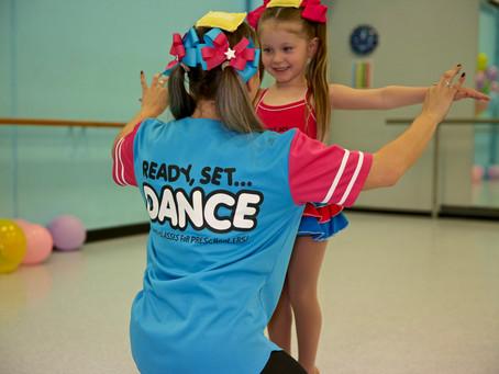 5 REASONS TO GET YOUR PRE SCHOOLER TO DANCE CLASS