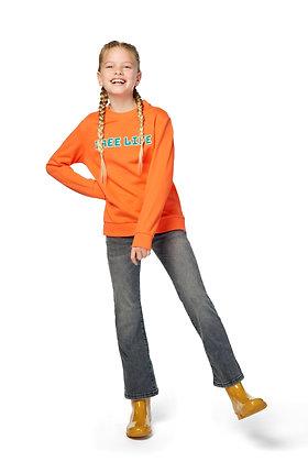 Sweater Oranje