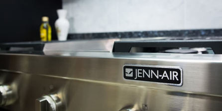 Jenn-Air appliances brings luxury kitchens to a whole new level. Your kitchen will be cladded with 6 sophisticated Pro appliances including a wine fridge.