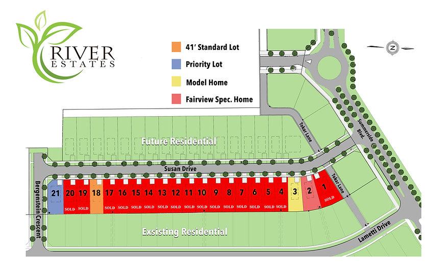 River Estates Site Plan December 21, 202