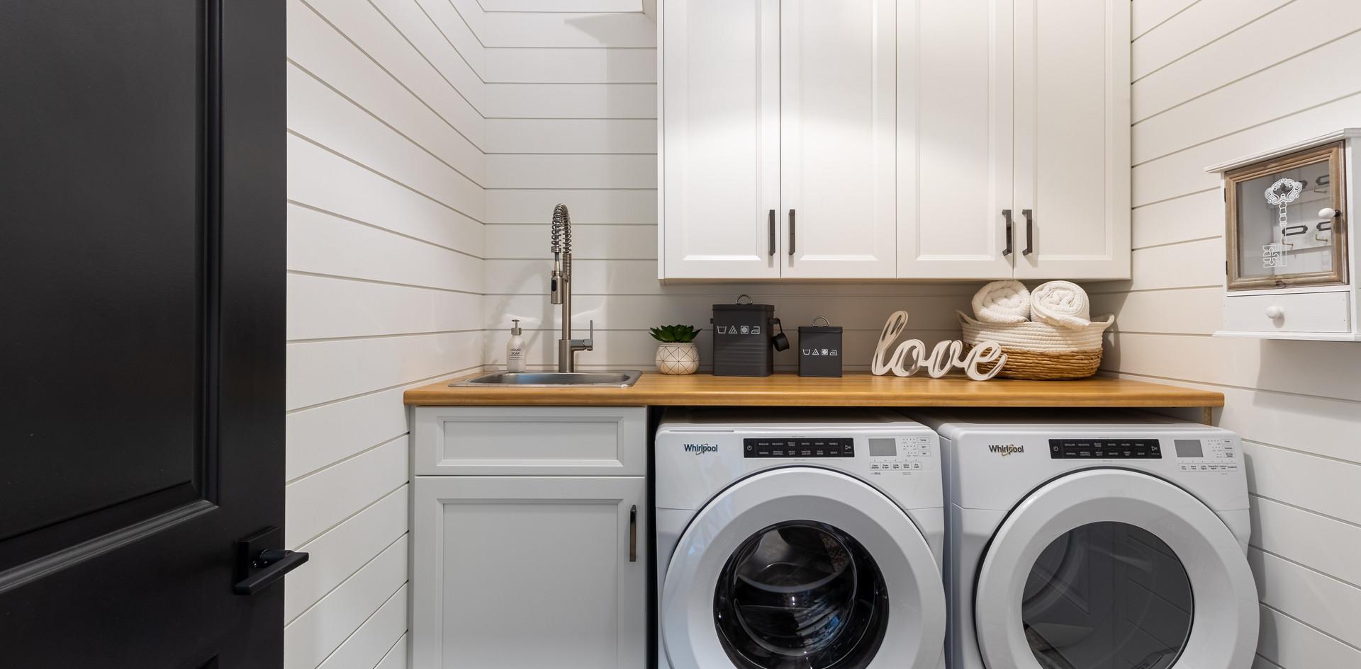Bayfield Laundry Upgrade
