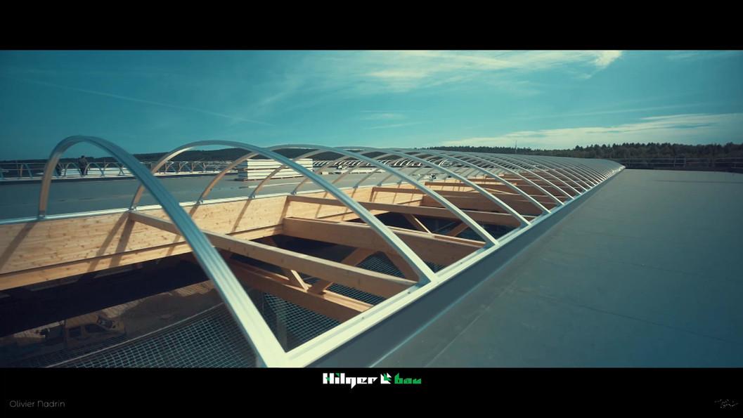 Hilger Bau Hallenbau