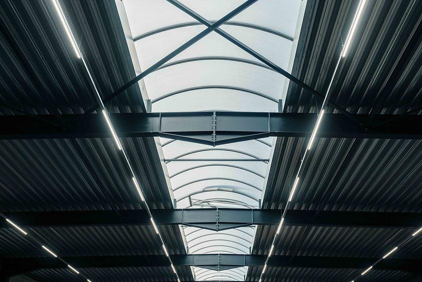 Stahlhallen - Hilger-Bau - Luxemburg
