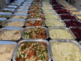 salads ready to go