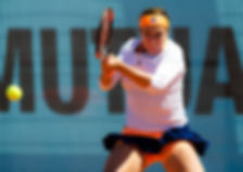 Pavlyuchenkova Backhand.jpg