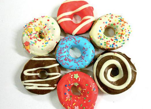 Doggy Donut
