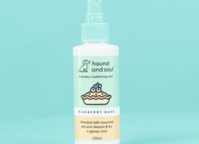 Hound and Soul - Blueberry Bake 125ml