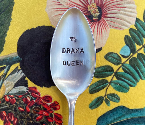 Drama Queen Spoon