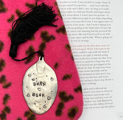 Burn Book Bookmark