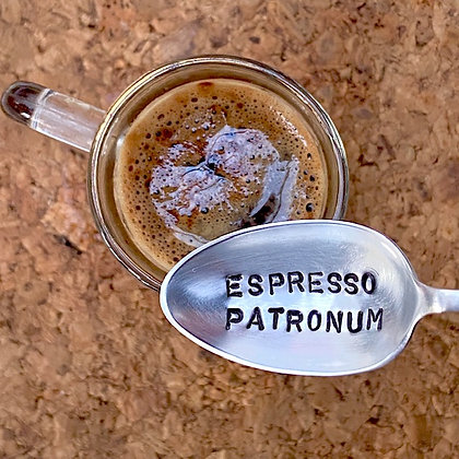 Espresso Patronum Teaspoon