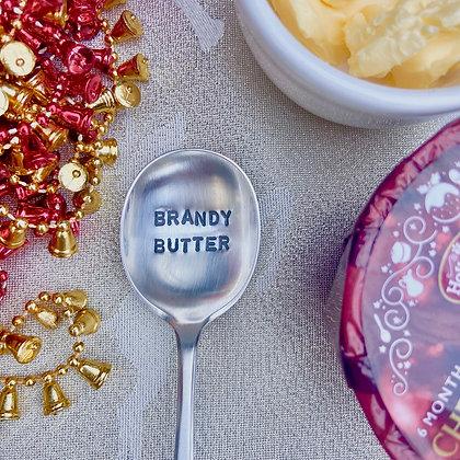 Brandy Butter Spoon