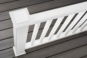 Railing - new york and long island's deck builders, custom deck builder - Stellar Decks