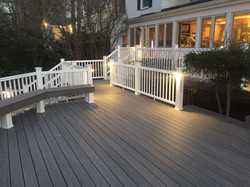 Timber tech Legacy Ashwood Decks