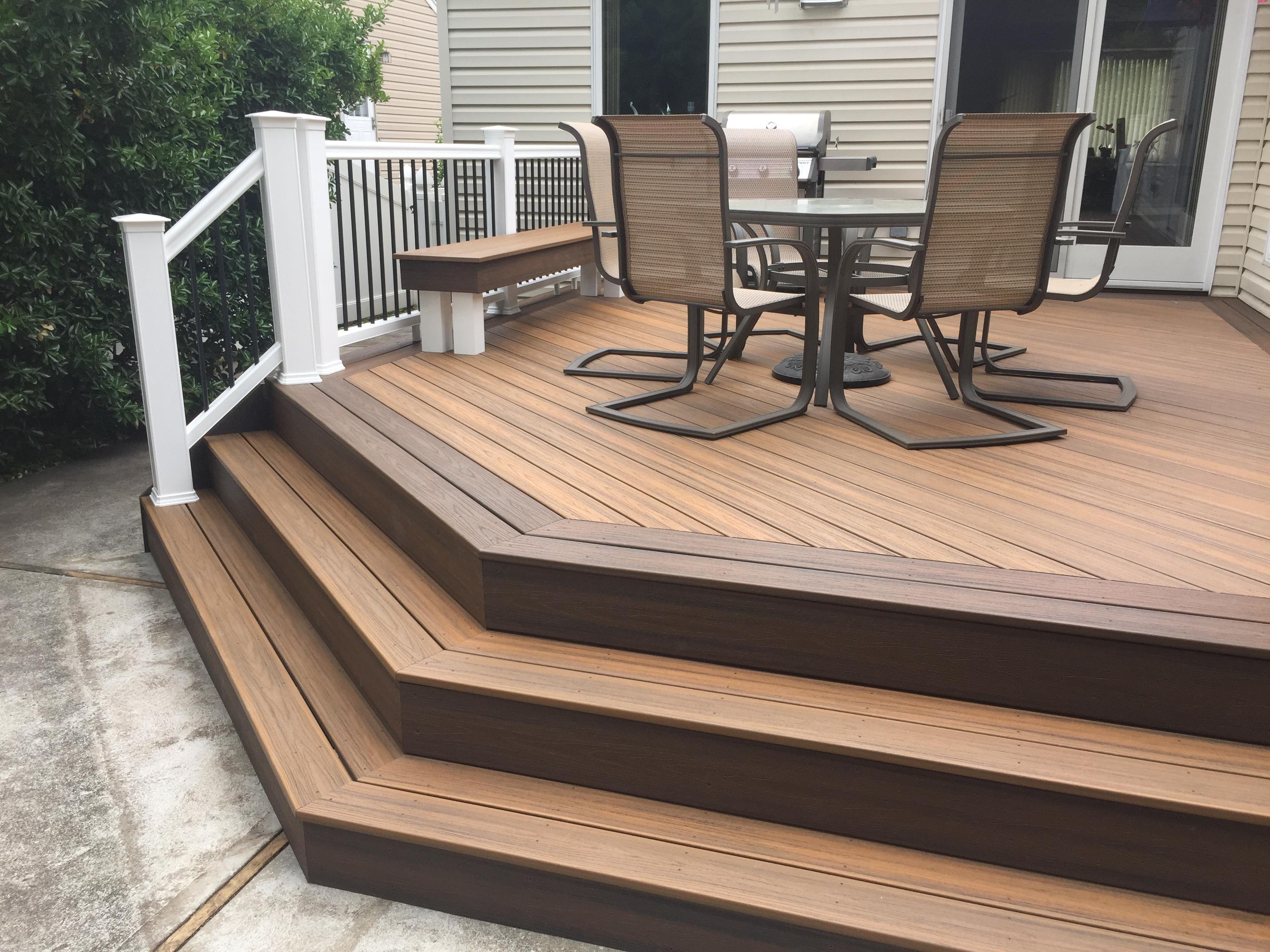 Trex Decking Stellar Decks