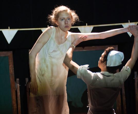 Columbia MFA Playwriting Thesis Production