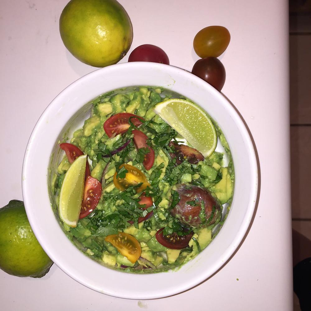 Best Guacamole Ever
