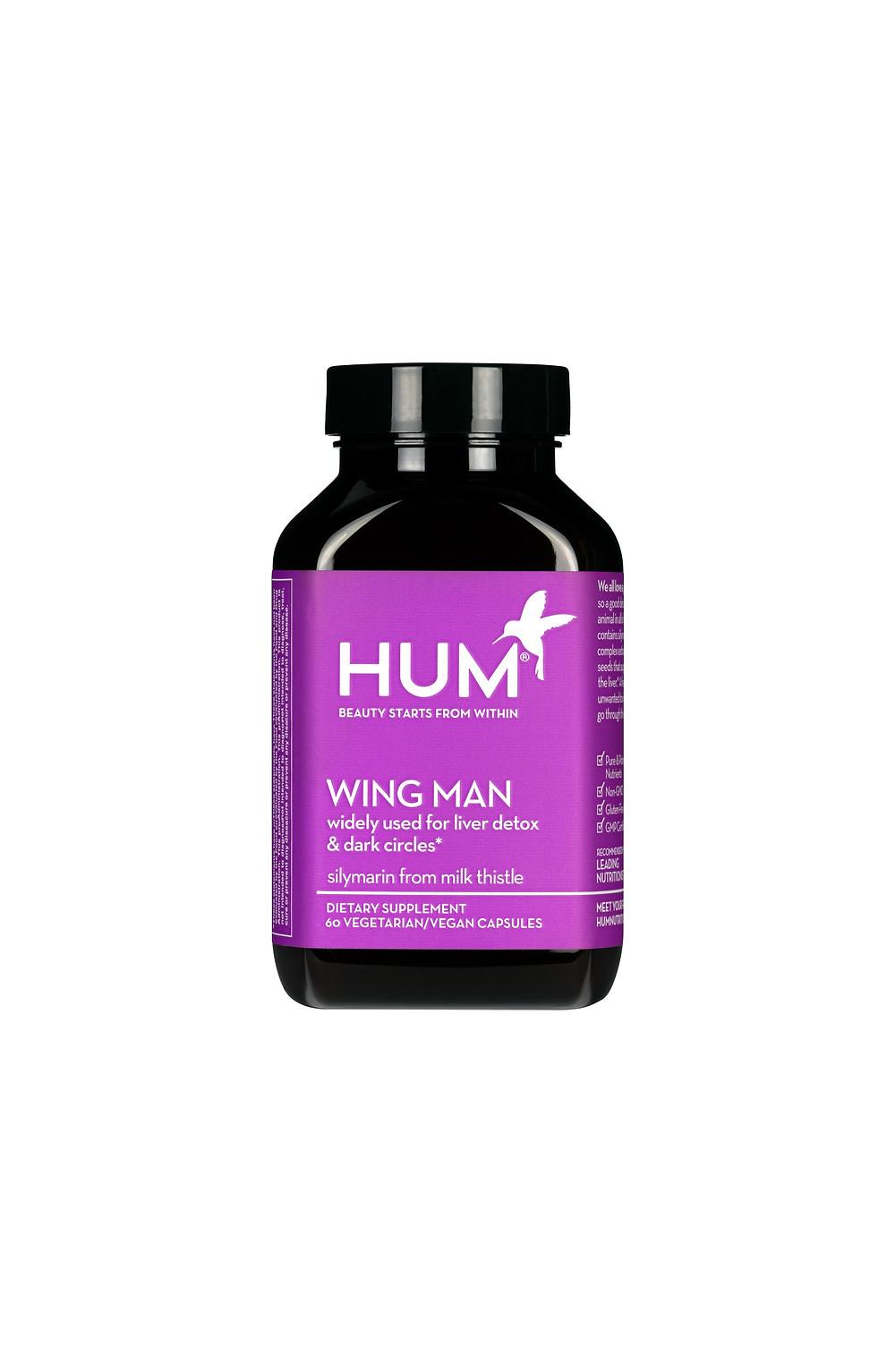 Wing Man Liver Detox