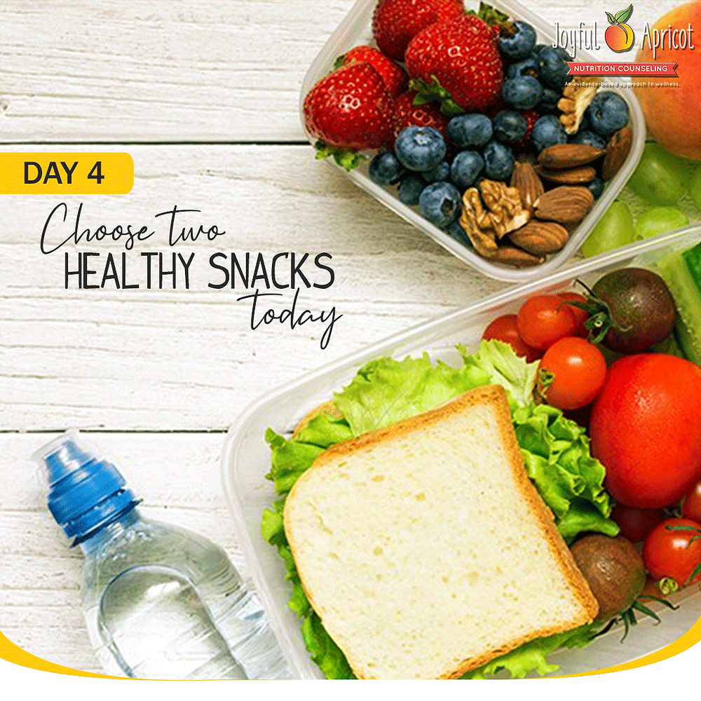Nutrition 30 Day Mini Challenge Day 4