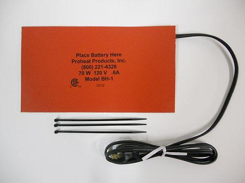 Model BH-1 Battery Heater