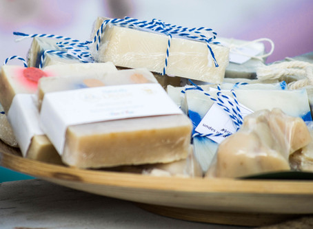 """Cómo elegir las bases de jabón de glicerina para nuestro """"Melt & Pour"""""""