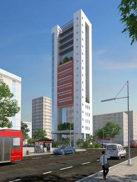 Al Babteen Clinic Tower, Kuwait City