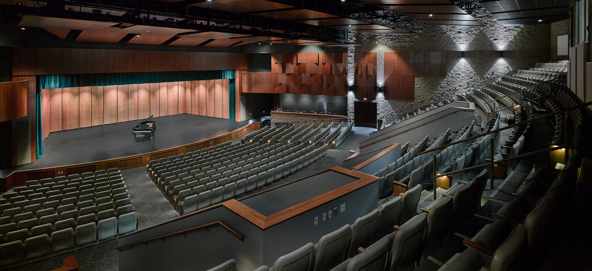 Ashwaubenon Pac Green Bay Ashwaubenon Performing Arts Center
