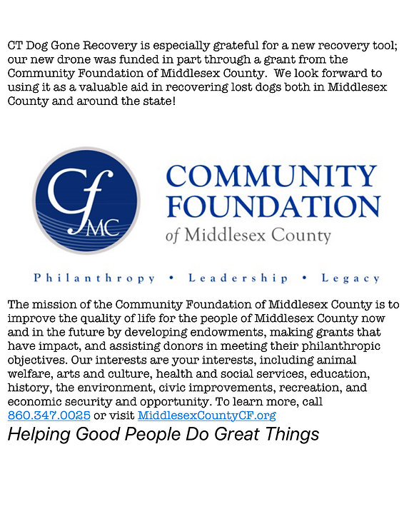 Community Foundation on Middlesex County