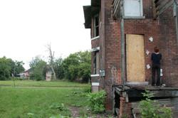 série Detroit ruiné n°2