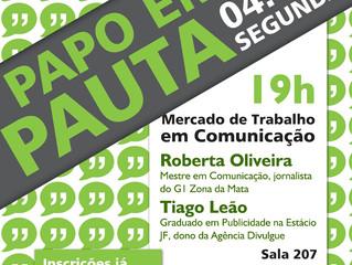 Tiago Leão participa de debate sobre mercado de trabalho na Estácio