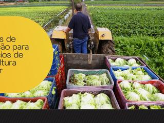 5 dicas de inovação para negócios de agricultura familiar
