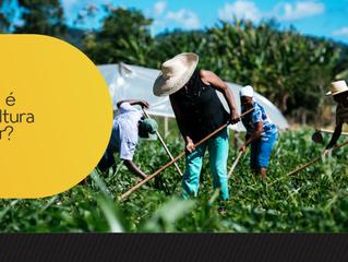 O que é agricultura familiar?