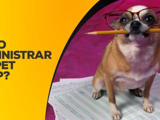 Como administrar um pet shop?