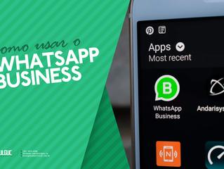 Como usar o WhatsApp Business na sua empresa