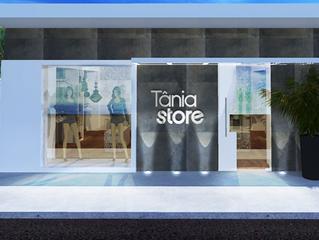 Criação de marca - Tânia Store