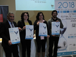 www.eldinamo.cl / Comienza la cuenta regresiva para el Festival de Cine de la Patagonia Aysén