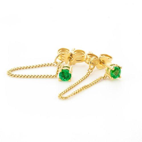 smaragd.řetěz.