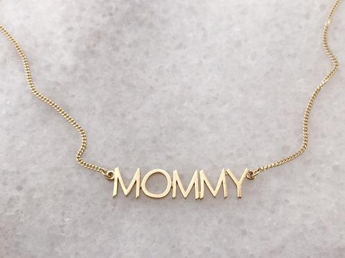 MOMMY. zlato.