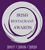 Best Irish Restaurant Awards | The Cinnamon Garden, Best Indian Restaurant Co. Meath, Dublin, Ireland.