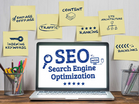 15 Shades of Search Engine Optimisation (SEO).
