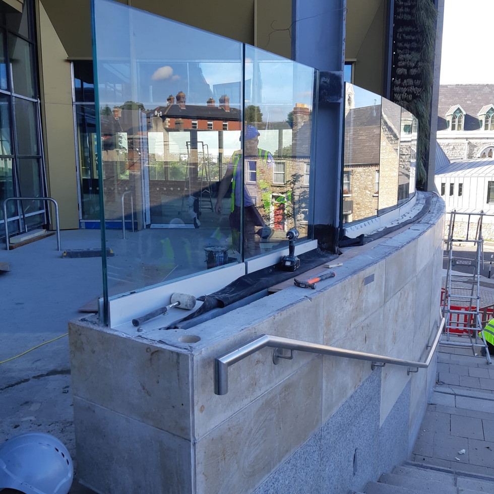 Dundrum Shopping Centre Fast Fitters Project